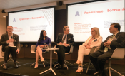 Economics Panel - Mr Andrew Parker, PwC Australia, Ms Tan Lee, Emotiv, Mr David Thodey, CSIRO, Ms Christine Holgate, Australia Post, Mr Jayant Menon, Asian Development Bank