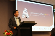 Conference Dinner - Prof Michael Wesley, ANU
