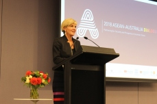 Conference Dinner - The Hon Julie Bishop MP, Foreign Minister, Australia